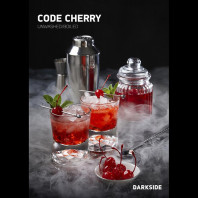 Табак для кальяна Darkside CORE (MEDIUM) - Code Cherry (Вишня) 30г
