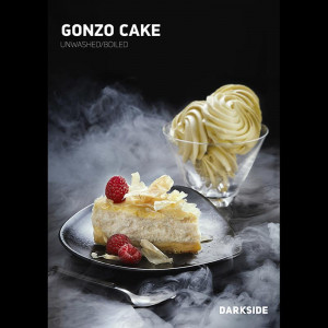 Табак для кальяна Darkside MEDIUM Gonzo Cake (Чизкейк) 100 гр.