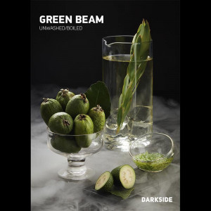 Табак для кальяна Darkside SOFT - Green Beam (Фейхоа) 50г
