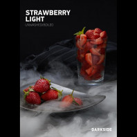 Табак для кальяна Darkside MEDIUM Strawberry Light (Клубника) 100 гр.