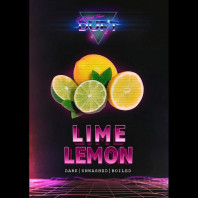 Табак для кальяна Duft Lime Lemon (Лайм Лимон) 100г