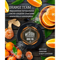 Табак для кальяна Must Have Orange Team (Апельсин и мандарин) 25г