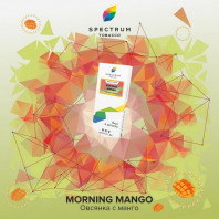 Табак для кальяна Spectrum - Morning Mango (Овсянка с манго) 100г