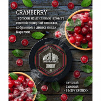 Табак для кальяна Must Have Cranberry (Клюква) 25г