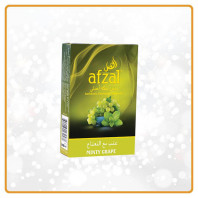 Табак для кальяна Afzal Minty Grape (Виноград с мятой) 40г