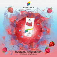 Табак для кальяна Spectrum - Russian Raspberry (Малина) 40г
