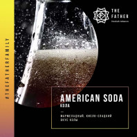 Табак для кальяна The Father - American Soda (Кола) 30г