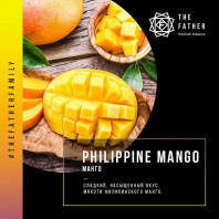 Табак для кальяна The Father - Philippine Mango (Филипинское манго) 150г
